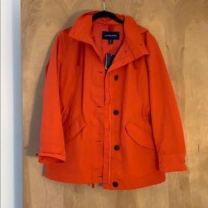 NWT LANDS' END storm jacket